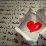 """Dari """"benci setengah mati """" sampai """"cinta sepenuh hati"""""""