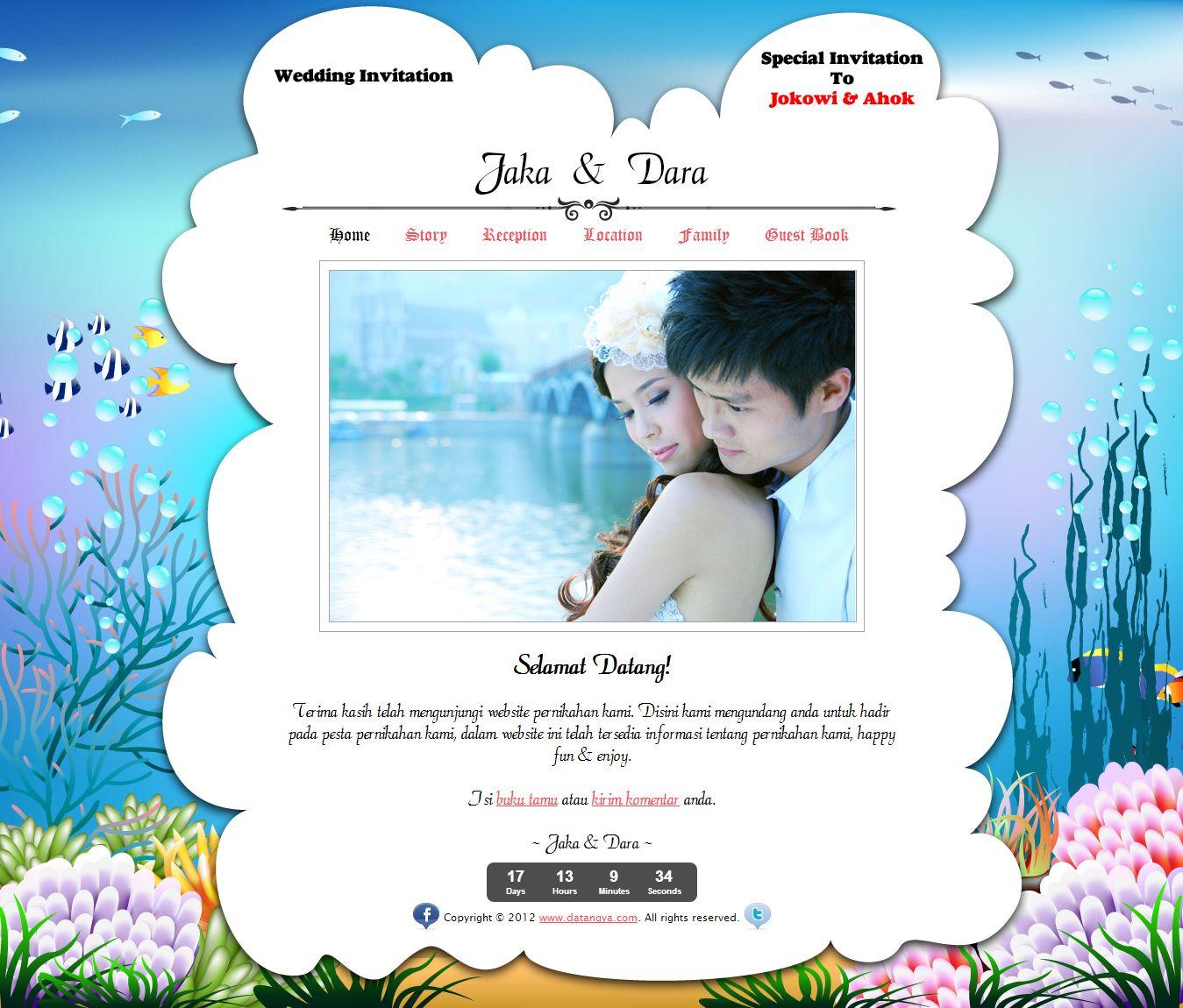 Seberapa Penting Undangan Pernikahan Online Datangya