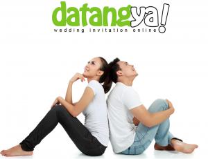 Datangya.com | Undangan online Gratis | Free wedding invitation online