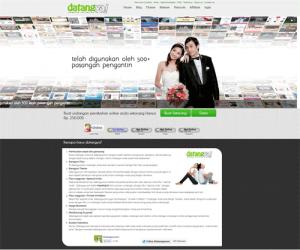 datangya.com undangan online versi 3.0