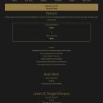 undangan online tema golden