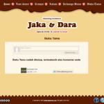 undangan online tema chocolate