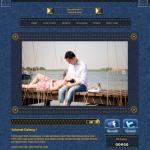 Tema undangan online jeans: undangan dengan design denim yang trendi