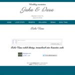 tema online standart tosca - Buku tamu