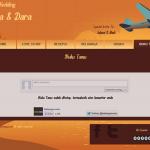 undangan online traveller - buku tamu