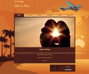 undangan online traveller - home
