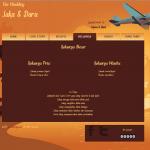 undangan online traveller - keluarga