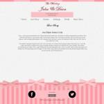 undangan online sweety - love story