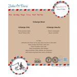 undangan online - Halaman keluarga