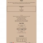 undangan online - resepsi