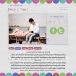 Tema undangan online Colorfull pro – Undangan penuh warna yang unik