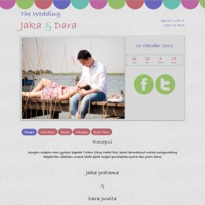 undangan online colorfull-pro
