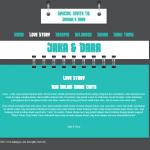 undangan online - halaman lovestory
