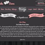 Undangan online - halaman story