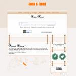 Undangan online - halaman buku tamu