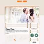 Tema undangan online soft-rope – ikatan suci pernikahan yang penuh kelembutan