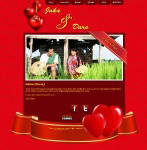 Red love promo hut ri ke 69