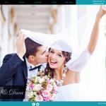 Tema Undangan Online Blue_Full_Slider – Undangan Online dengan Slider Full Page