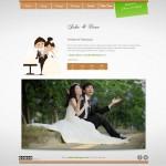 Tema undangan online simplify – Lambang kesederhanaan cinta