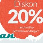 Promo Diskon 50% Ramadhan