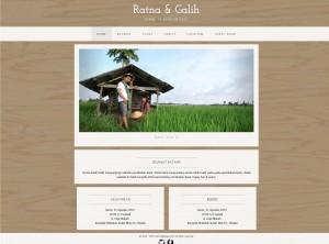 Desain undangan online Box Datangya - Home