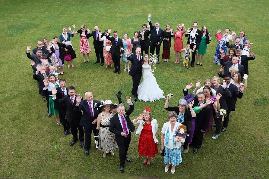 style fotografi aerial untuk prewedding anda - datangya