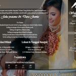 desain undangan online menu resepsi