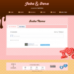 undangan online tema sweetcandy-bukutamu