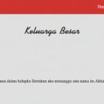 desain undangan online Batakness - Keluarga